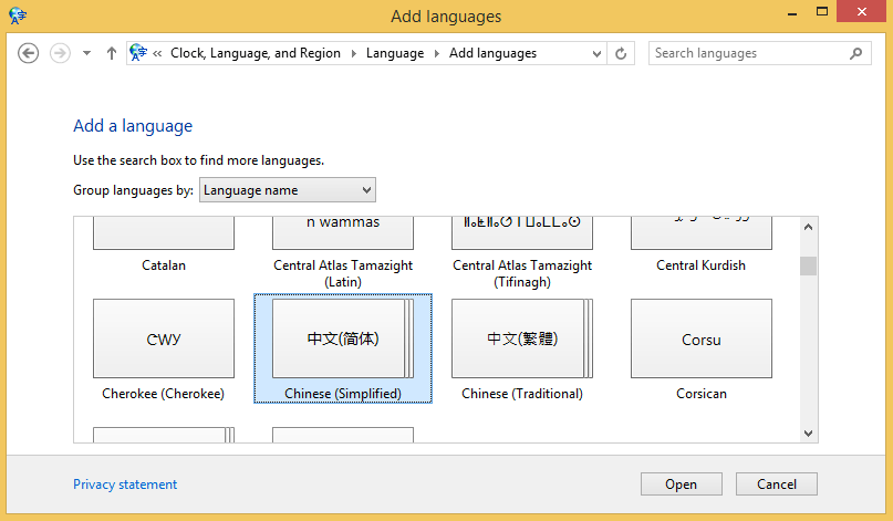 Windows 8 How To Type Chinese Characters With Pinyin Input